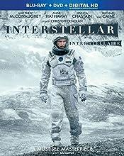 Interstellar [Blu-ray + DVD + Digital HD] (Bilingual)