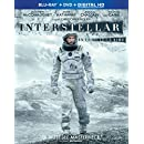 Interstellar [Blu-ray + DVD + Digital HD] (Bilingual)