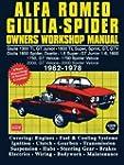 Alfa Romeo Giulia Spider Owners Works...