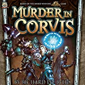 Murder in Corvis | Richard Lee Byers