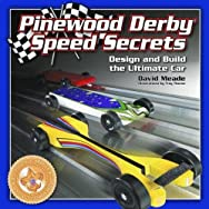 Pinewood Derby Speed Secrets Book-PW DERBY SPEED SECRETS