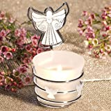 Guardian Angel Photo Place Card Holder Candles (Set Of 48)