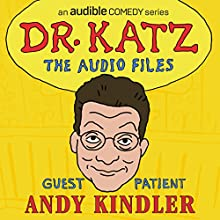 Ep. 1: Andy Kindler Radio/TV Program by Jonathan Katz, Andy Kindler, Erica Rhodes, Laura Silverman