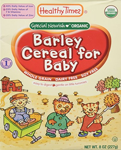 Baby Cereal Barley (227g) Healthy Times Brand: Healthy Times Baby - 1