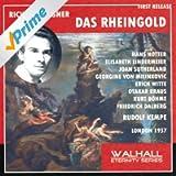 Richard Wagner : Das Rheingold (London 1957)
