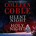Silent Night, Holy Night: A Colleen Coble Christmas Collection Audiobook by Colleen Coble Narrated by Devon O'Day