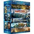 D�couvrez la puissance du Blu-ray 3D - 6 films