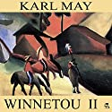 Winnetou II Audiobook by Karl May Narrated by Helmut Hafner