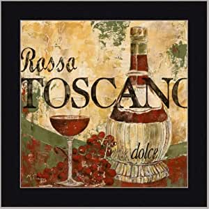 Wine tuscan italian dining room decor art for Dining room posters