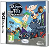 Phineas & Ferb: Across The 2nd Dimension (Nintendo DS)
