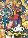 Captain Action: The Original Super-Hero Action Figure (hardcover)