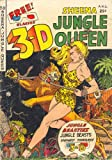 3-D Sheena Jungle Queen Comic, 1953 (No. 1)