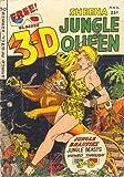 3-D Sheena Jungle Queen Comic, 1953 (No. 1)