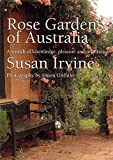 img - for Rose Gardens of Australia book / textbook / text book