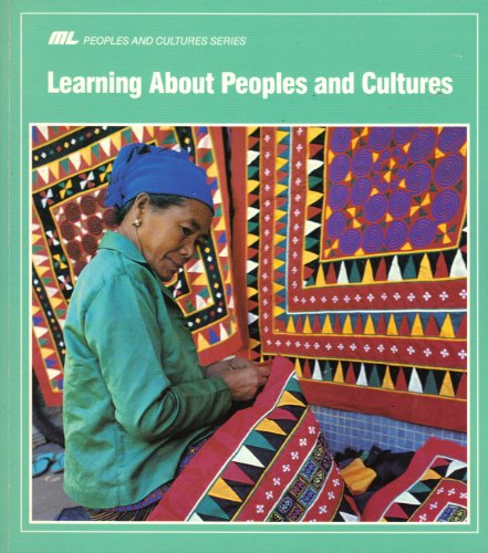 Learning About Peoples and Cultures