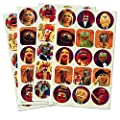 Disney Muppets Stickers ~ 120 Stickers