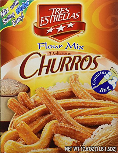 Tres Estrellas Churros Prepared Flour (Oreo Churros compare prices)