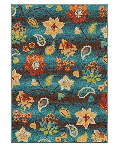 Carolina Weavers Swanky Floral Rug