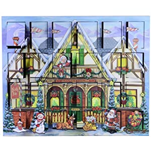 18 north pole musical wooden christmas religious advent. Black Bedroom Furniture Sets. Home Design Ideas