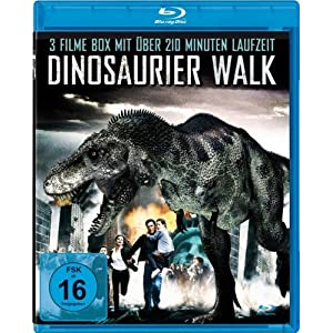 Dinosaurier Walk : Dinosaurier - 100 Million BC - The Land That Time Forgot