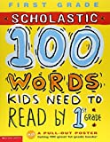 img - for 100 Words Reading Workbook (100 Words Math Workbook) by Traumbauer, Lisa, Tuchman, Gail (June 1, 2003) Paperback Pap/Chrt book / textbook / text book