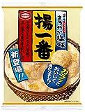 亀田製菓 揚一番まろやか塩味 125g×6袋