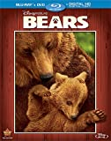 Disneynature: Bears [Blu-ray + DVD + Digital Copy] (Bilingual)