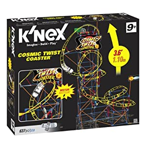 K'NEX Cosmic Twist Coaster