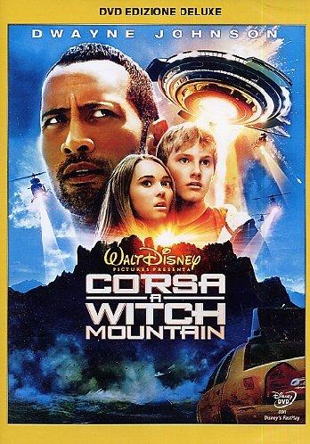 Corsa a Witch Mountain