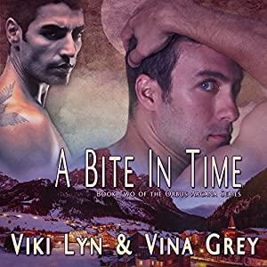 A Bite in Time Audiobook