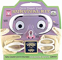 New Parent Survival Kit from AMSCAN