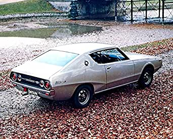 1978 Datsun 240K GT Factory Photo at Amazon's Entertainment