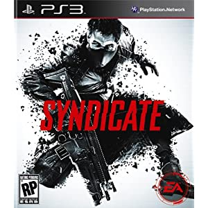 Syndicate PS3 Video Game