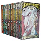 Image of A Series Of Unfortunate Events Collection 13 Books Set Pack