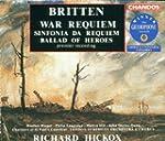 Britten: War Requiem; Sinfonia da Req...