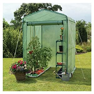 Gardman R688 Walk-In Greenhouse (Discontinued by Manufacturer)
