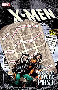 X-men: Days Of Future Past by Chris Claremont ebook deal