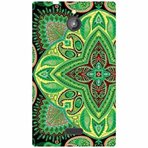 Printland Nokia X2 Back Cover High Quality Designer Case