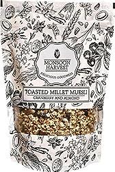 Toasted Millet Muesli: Cranberry & Almond