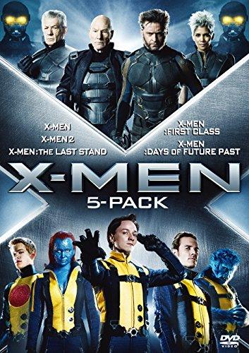 X-MEN DVD-BOX『X-MEN:フューチャー&パスト』収録〔初回生産限定〕[DVD]