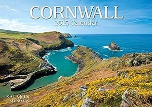 Cornwall Medium Wall Calendar 2015