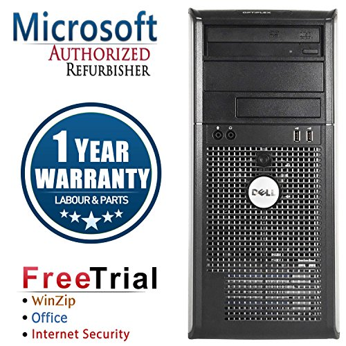 Refurbished- Dell 760