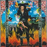 Steve Vai - Passion And Warfare - Food For Thought Records - GRUB 17