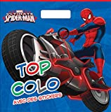 Ultimate Spider-Man : Avec des stickers...