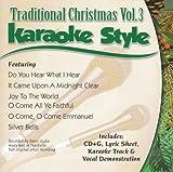 Daywind Karaoke Style: Traditional Christmas, Vol. 3