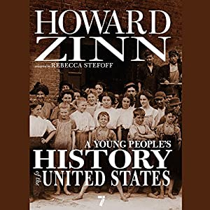 A Young People's History of the United States Hörbuch