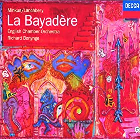 L�on Minkus: La Bayad�re / Act 1 - No.14 Molto moderato