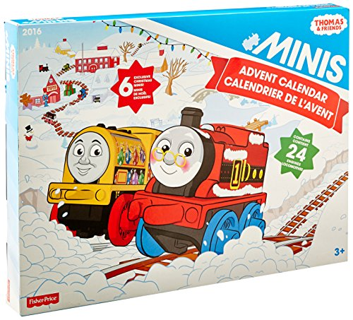 Fisher-Price Thomas the Train Minis Advent Calendar