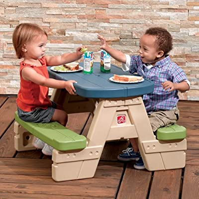 Step2 Sit and Play Picnic Table from THE STEP2 CO LLC -- DROPSHIP