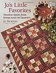 Jo's Little Favorites: Timeless Quilt...